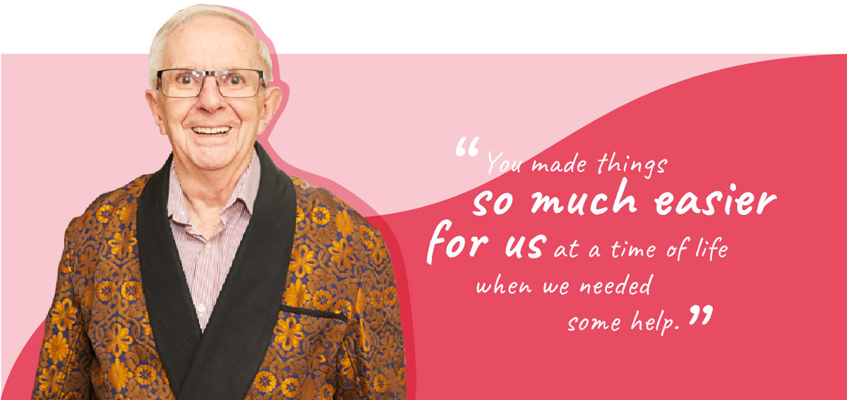 Client and quote banner image